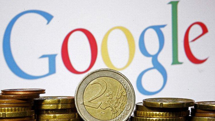 Comisión Europea impone multa millonaria a Google. Foto Prensa Libre: EFE.