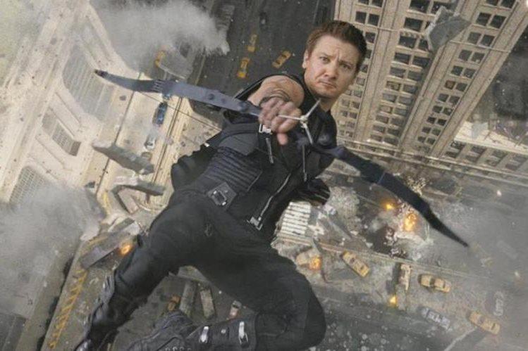 Jeremy Renner sufrió un accidente durante el rodaje de la nueva entrega de Avengers. (Foto Prensa Libre: YouTube)