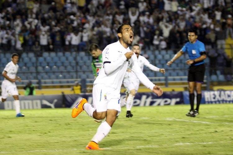 El volante guatemalteco ha sido determinantes en otras temporadas con el club hexacampeón. (Foto Prensa Libre: Hemeroteca PL)