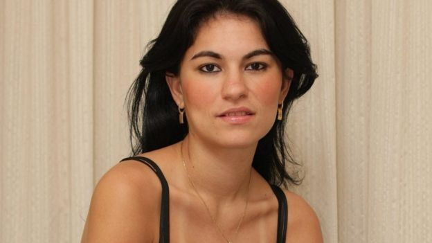 Eliza Samudio, quien tenía 25 años cuando fue asesinada, aseguraba que Fernandes era el padre de su hijo. (Getty Images)