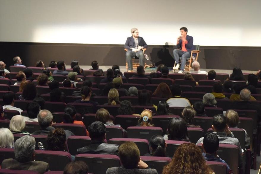 A la presentación asistieron invitados especiales y guatemaltecos radicados en EE. UU. (Foto Prensa Libre: Giovanni Bautista).
