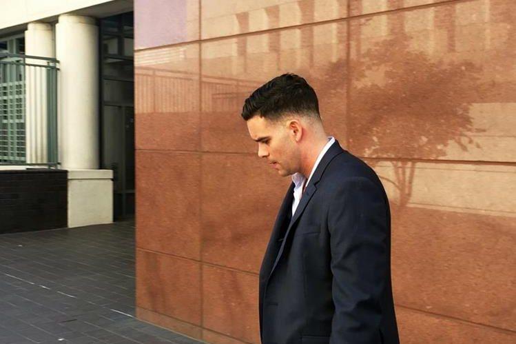 El actor Mark Salling quiere aclarar su caso ante la ley. (Foto Prensa Libre: AP)
