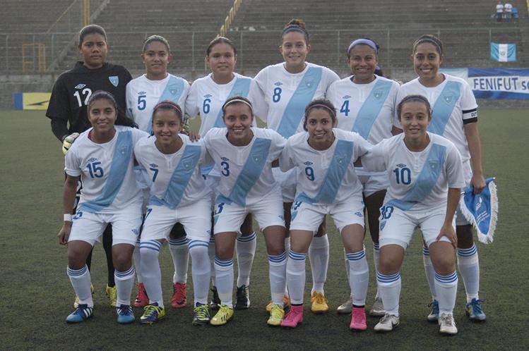 Guatemala logró el objetivo y avanzó al preolímpico (Foto Prensa Libre: Hemeroteca PL)