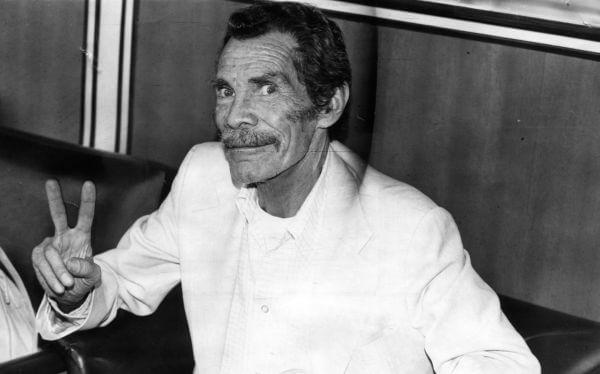 El actor mexicano Ramón Valdés falleció el 9 de agosto de 1988 luego de padecer cáncer en el estómago por tres años. (Foto HemerotecaPL)