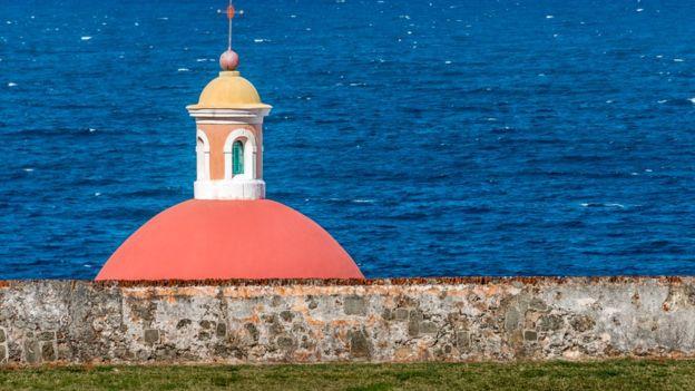 Vista desde el Castillo San Felipe del Morro, en San Juan. ISTOCK/GETTY IMAGES