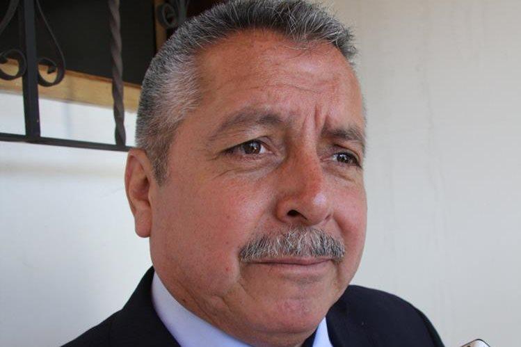 Yener Plaza Natareno, alcalde de San Lucas Sacatepéquez, es sindicado de dos delitos. (Foto Prensa Libre: Hemeroteca PL).