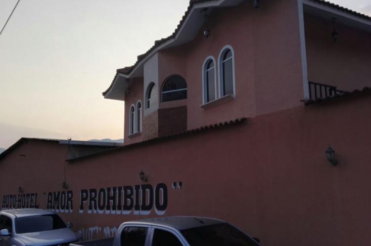 Autoridades presentaron pruebas para demostrar que el autohotel está vinculado a Guayo Cabo: Foto Prensa Libre: Cortesía MP).