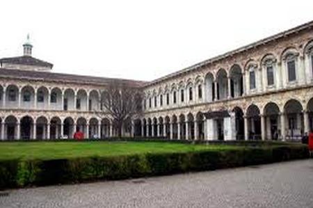 Universidad de Trento, Italia, donde Mario Draghi impartió clases. (Foto Prensa Libre: internet)