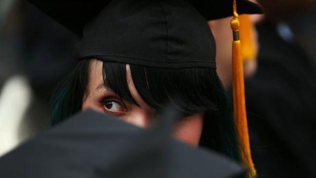 Las deudas son un gran lastre para algunos estudiantes.GETTY IMAGES