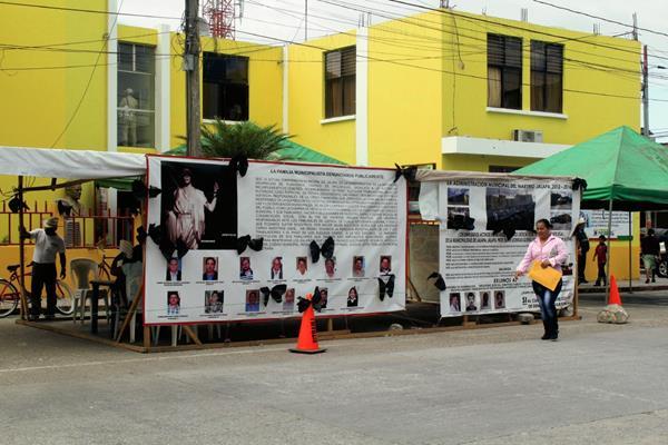 Comuna de Jalapa, donde Concejo aprobó un viaje de integrantes del Concejo.