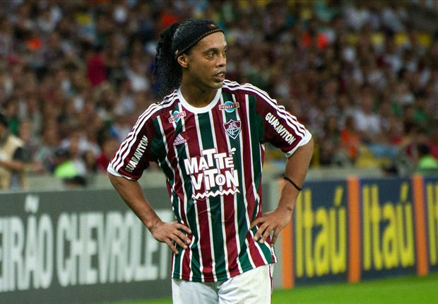 Ronaldinho volverá a vestir los colores del Fluminense para la Florida Cup. (Foto Prensa Libre: Hemeroteca)