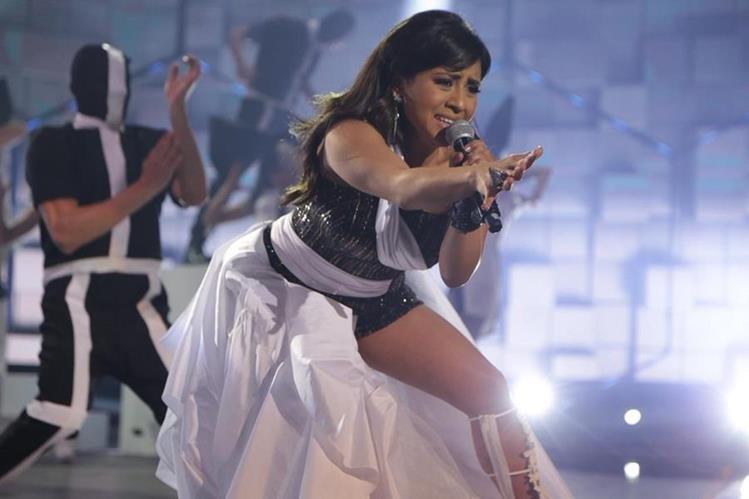 La cantante guatemalteca Paola Chuc obtuvo el primer lugar con el 42 por ciento de los votos.