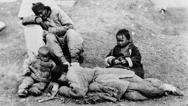 La hambruna en China parece haber determinado la proporción de los sexos en ese país por generaciones. (GETTY IMAGES)