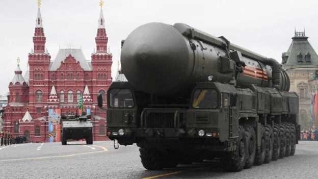 Los expertos aseguran que el armamento estadounidense no ha perdido su ventaja. AFP