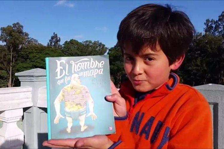 Juan Pablo Franky, guatemalteco ganador del Primer concurso de Youtubers organizado en México. (Foto Prensa Libre: Youtube)