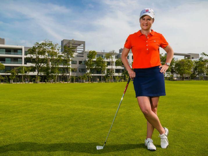 Lorena Ochoa será la primera latinoamericana en estar en el Salón de la Fama de Golf. (Foto Redes Sociales).