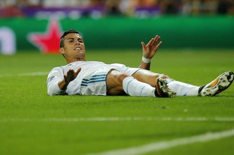 Cristiano Ronaldo brilló en el triunfo del Madrid contra Apoel.