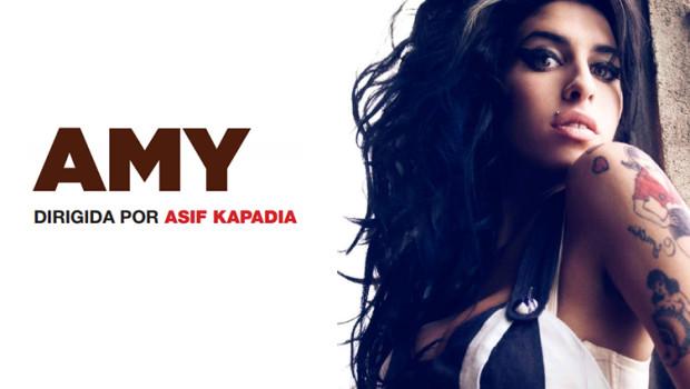 El documental sobre la vida de la cantante británica Amy Winehouse es uno de los candidatos.