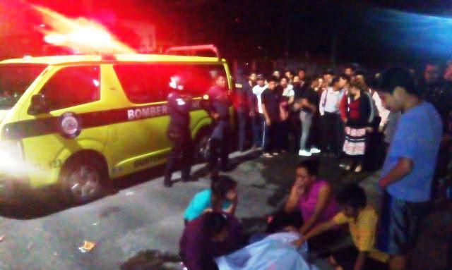 En las úlitmas horas seis personas perdieron la vida por hechos de violencia en la capital y la provincia. (Foto Prensa Libre: CBM)