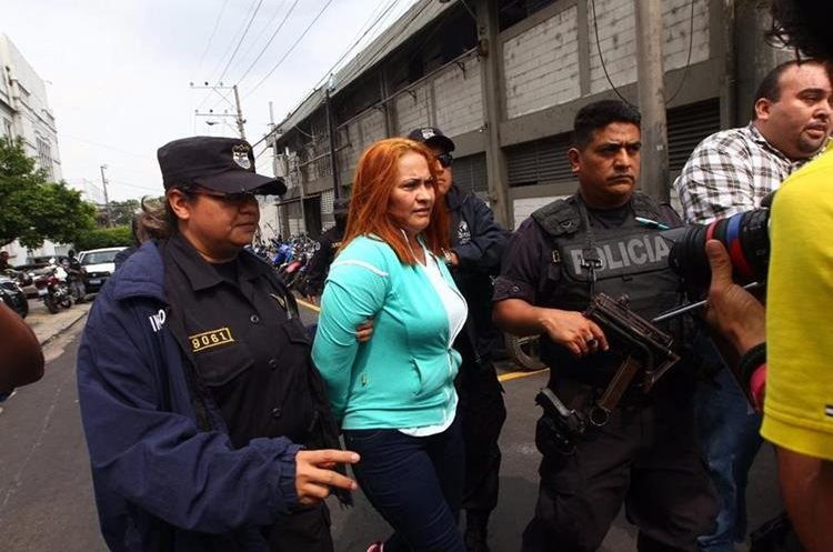 La Policía Nacional Civil de El Salvador entregó a la Patrona el miércoles último.