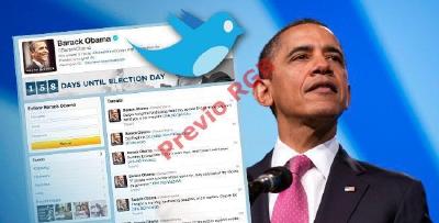 El presidente estadounidense, Barack Obama, es el líder mundial con más seguidores en Twitter.