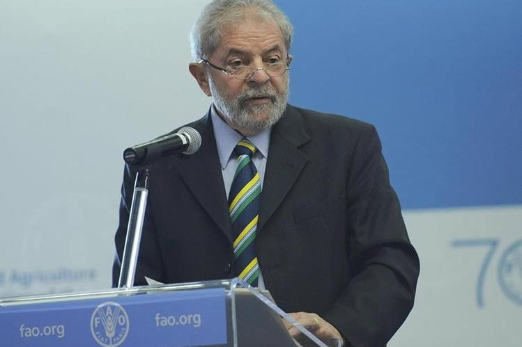 Escándalos por corrupción salpican al expresidente Inacio Lula da Silva. (Foto Hemeroteca PL)