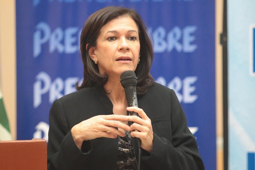 Cynthia Del Águila.