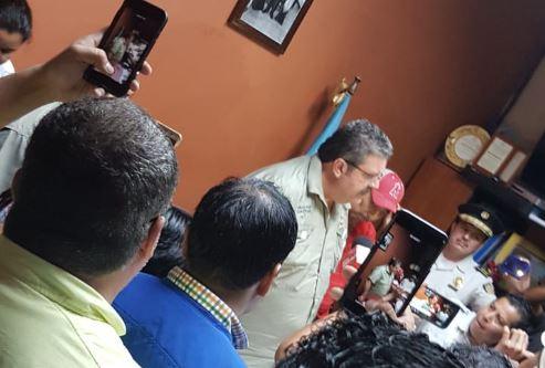 Alfonso García-Juncos Hemmerling, alcalde de Coatepeque, Quetzaltenango. (Foto Prensa Libre: Alex Coyoy)
