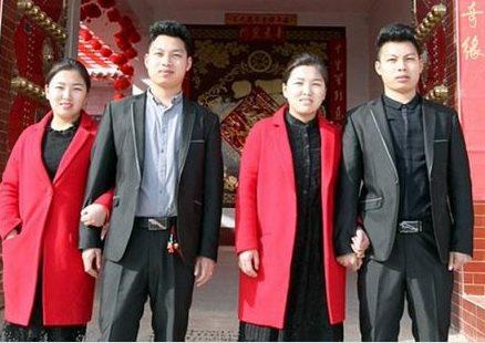 Aún después de la cirugía el parecido entre los gemelos motiva confusión. (Foto: tomada de Twitter).