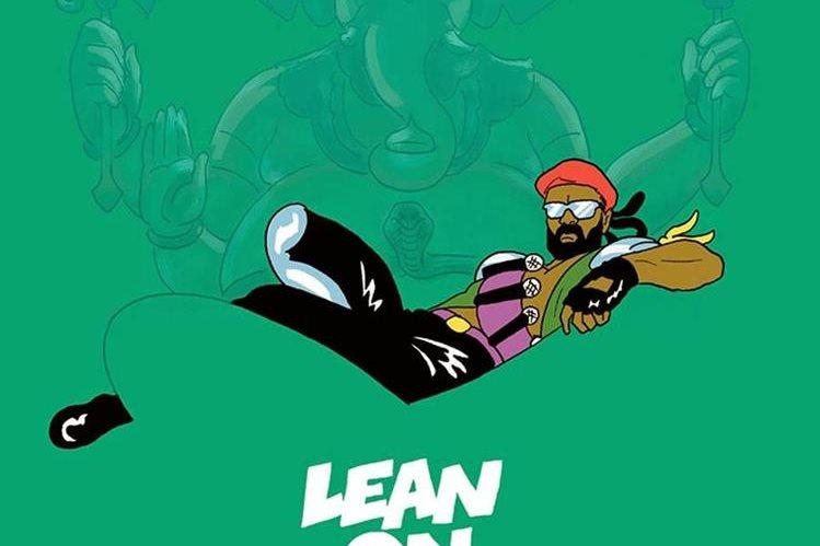 Portada del sencillo Lean On, lanzado en marzo (Foto: Hemeroteca PL).