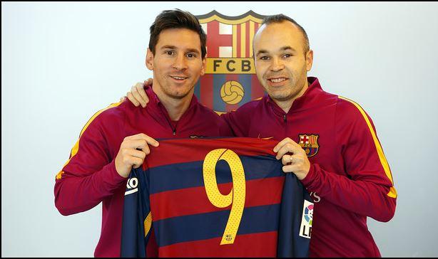 Lionel Messi y Andrés Iniesta son parte de la historia de éxito del Barcelona. (Foto Barcelona FC)