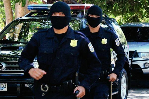 Los ataques contra la Policía se incrementan en El Salvador. (Foto Prensa Libre: referencial/del sitio transparenciaactiva.gob.sv)