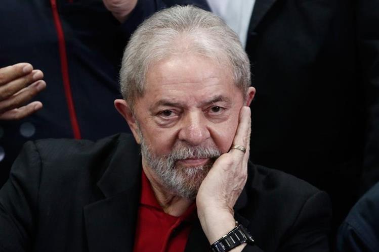 Luiz Inácio Lula Da Silva será interrogado por el juez anticorrupción Sergio Moro.(AFP).