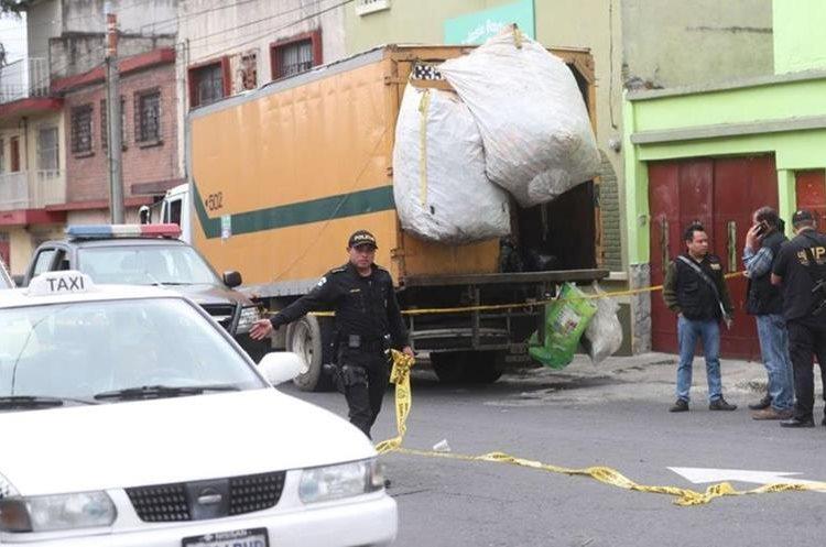 Julio Jacinto Pérez fue atacado el 26 de junio último. (Foto Prensa Libre: Amílcar Montejo)