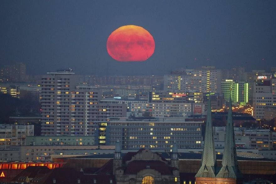 BERLÍN, ALEMANIA. (Foto Prensa Libre: EFE).