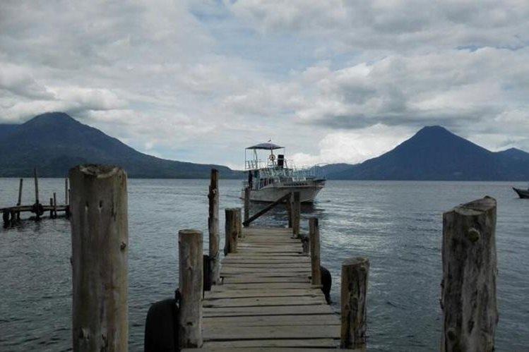 El Lago de Atitlán está rodeado de volcanes y varias poblaciones de origen indígena. (Foto, Prensa Libre: Hemeroteca PL)