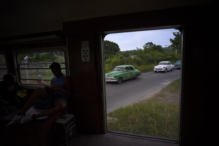 Mas de 10 mil accidentes de tránsito ocurrieron en Cuba este año. (Foto Prensa Libre: AP).
