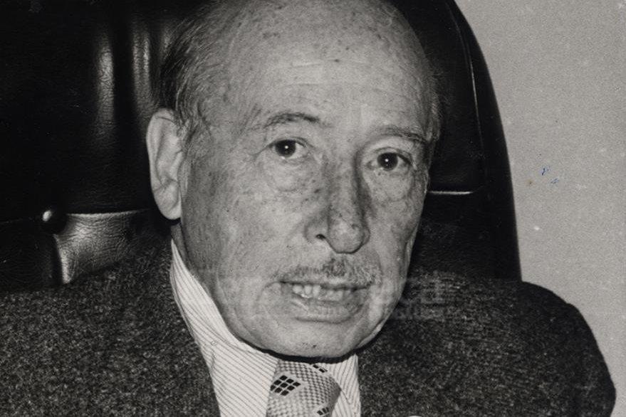 Jorge Toriello, miembro de la junta Revolucionario de 1944. (Foto: Hemeroteca PL)
