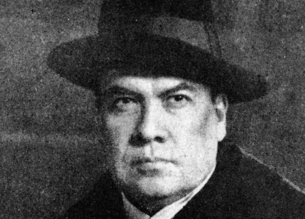 A lo largo de su vida, Darío se desempeñó también como periodista y diplomático. HULTON ARCHIVE