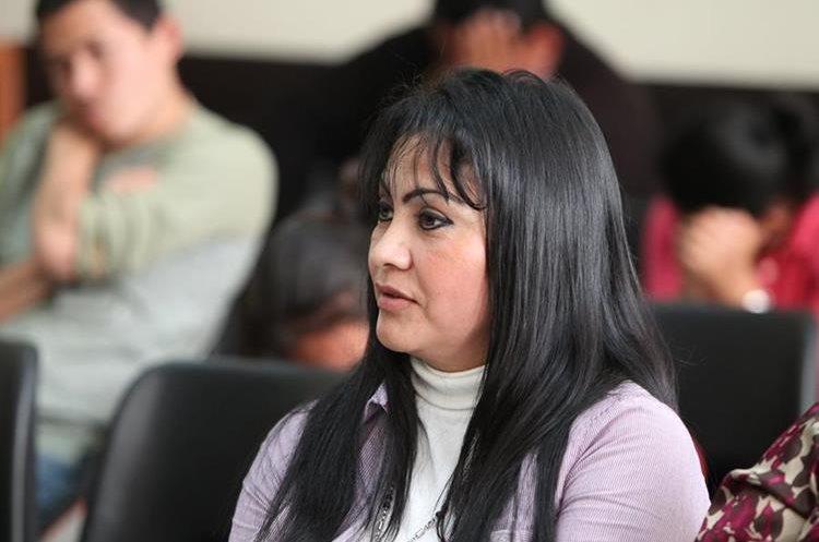 Alias la Patrona fue acusada de planear el asesinato de su esposo, hecho ocurrido en 2014.