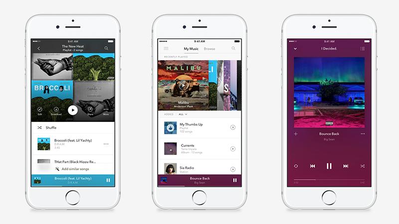 La app de Pandora está disponible para iOS, Android, Windows Phone, Windows 10 y Xbox One. (Foto: Hemeroteca PL).