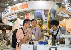 Centroamericanos muestran sus productos en Food Taipei