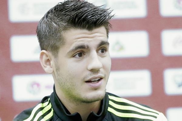 Morata salió del Madrid en busca de nuevos aires en Italia, donde ahora es figura de la Juventus. (Foto Prensa Libre: EFE)