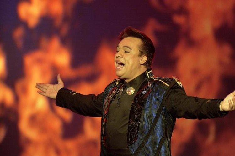 El cantante mexicano Juan Gabriel, conocido como El Divo de Juárez, falleció en Los Ángeles, California, a los 66 años. (Foto: Hemeroteca PL).