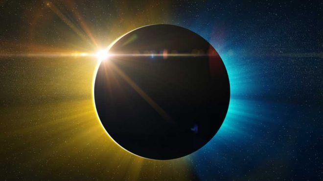 ¿Estás listo para el eclipse del siglo? GETTY IMAGES