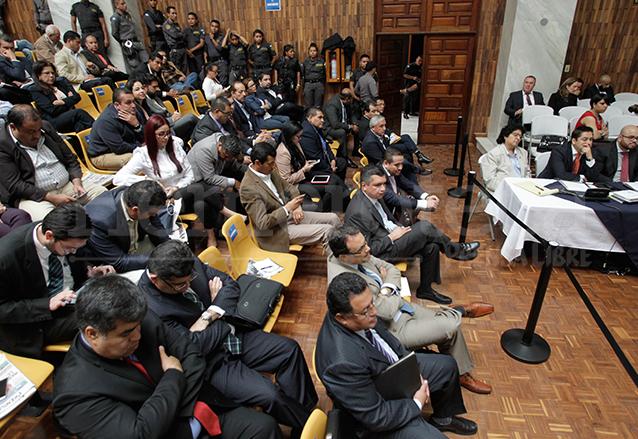 El caso Cooptación del Estado impactó en el año 2016, los titulares nacionales del país por su magnitud. (Foto: Hemeroteca PL)