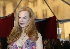Nicole Kidman dio sus declaraciones sobre el futuro mandato de Donald Trump. (Foto Prensa Libre: Hemeroteca PL)