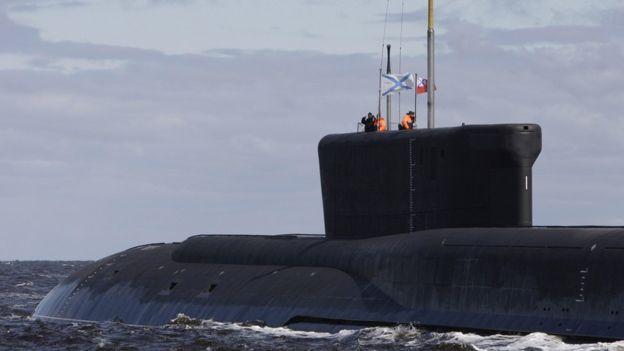 El sistema debe ser lanzado desde submarinos aptos para ello. AFP