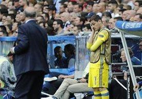 España decepcionó en la Eurocopa 2016, en la que Iker Casillas no jugó un solo partido. (Foto Prensa Libre: EFE)