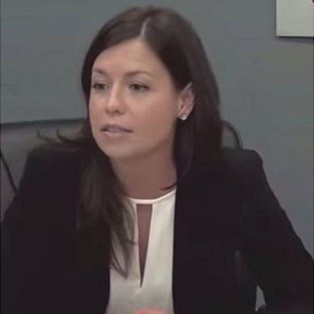 Jennifer Groff trabaja para el MIT. ARCHIVO PERSONAL